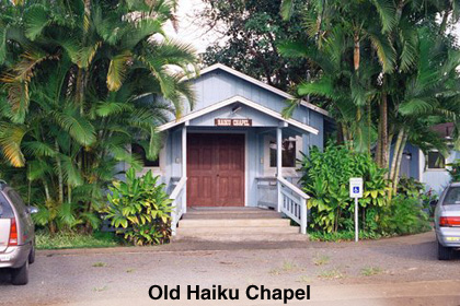 haiku chapel